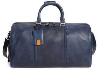 Magnanni Traveler Leather Duffel Bag