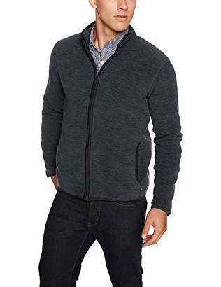 Chaps Men's Classic Fit Fleece Full Zip Jacket