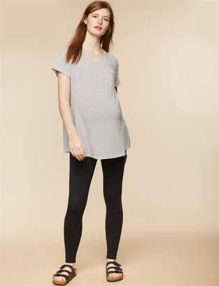 Motherhood Maternity MiMi Fold Over Belly Maternity Leggings