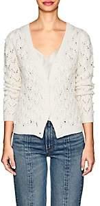 Co Women's Beaded Wool-Cashmere Cardigan - Ivorybone