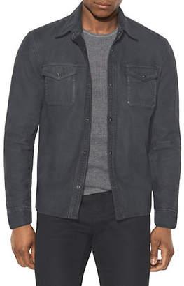 John Varvatos Star USA Classic Leather Jacket