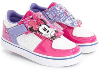 Heelys Twister X2 Minnie Sneaker (Little Kid) $70 thestylecure.com