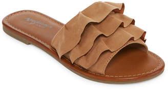 Arizona Giaa Womens Flat Sandals