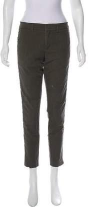 Vince Cotton Skinny Pants