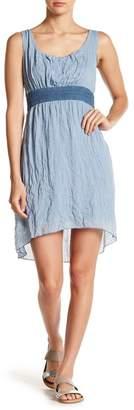Luma Hi-Lo Woven Dress