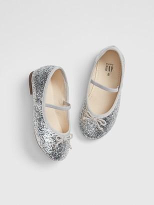 Gap Toddler Glitter Ballet Flats