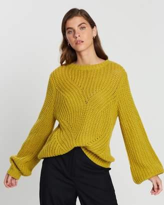 Mesop Blue Sapphire Sweater