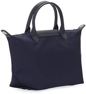 fd19ec25bf9b Longchamp Le Pliage Neo Small Nylon Tote Bag