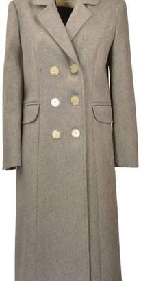 MAISON KITSUNÉ Dora Classic Coat