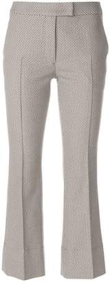 Akris Punto cropped tailored trousers