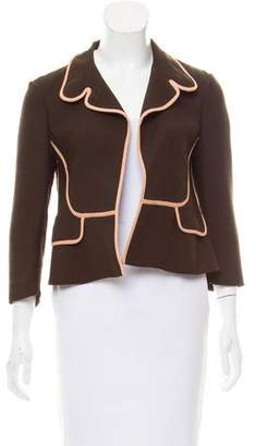 Marni Collared Wool Jacket