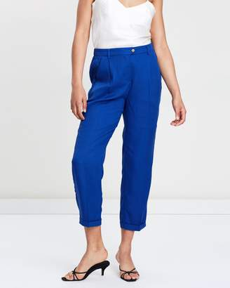 Vero Moda Gilly Agnes Ankle Pants
