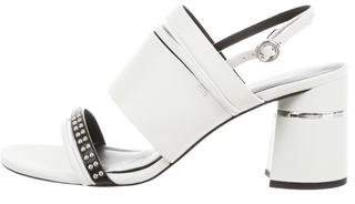 3.1 Phillip Lim Leather Multi-Strap Sandals