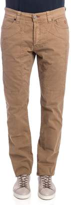 Jeckerson Cotton Blend Trousers