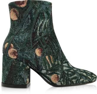 Kenzo Tapestry Jacquard Daria Boots