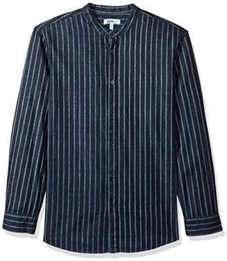 William Rast Men's Hudson Long Sleeve Woven Tops