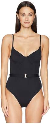 Onia WeWoreWhat x Danielle One-Piece
