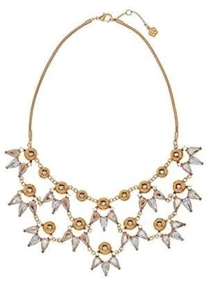 Trina Turk Stone Dome Drama Necklace