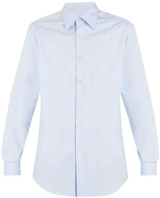 Prada Single-cuff cotton dinner shirt