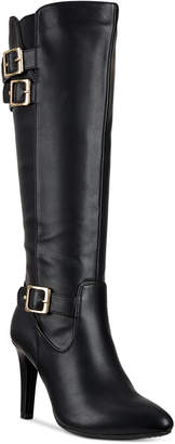 Rialto Cahoon Buckle Dress Boots
