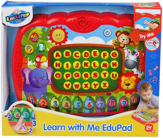 with me. Lollipop Toys Learn EduPad Toy