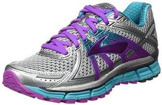 Brooks Women's Adrenaline GTS 17 Running Shoe 6 Women US