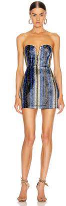 Alice McCall One World Mini Dress in Royal | FWRD