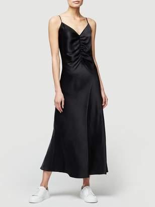 Frame Ruched Cami Dress