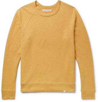 Outerknown Loopback Hemp And Cotton-Blend Jersey Sweatshirt