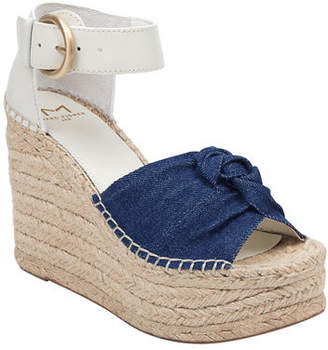 Marc Fisher Anty Wedge Platform Sandals