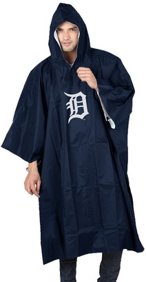 Adult Northwest Detroit Tigers Deluxe Poncho