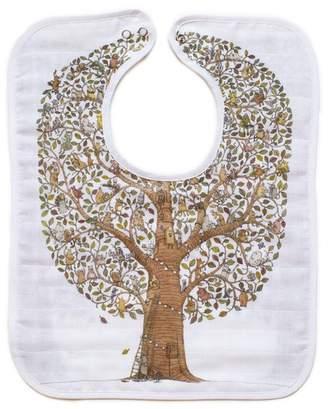 Atelier Choux Friends Family Tree - Large Bib