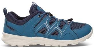 Ecco Womens Blue Active Trainer - Blue