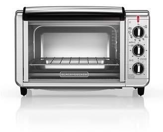 Black & Decker Black + Decker 6-Slice Countertop Oven