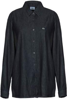 Lacoste Denim shirts