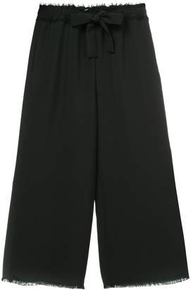 ASTRAET tailored cropped trousers