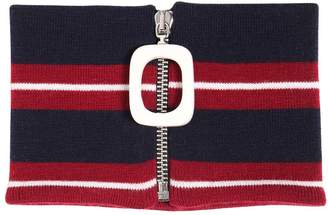 J.W.Anderson Striped Merino Wool Neckband