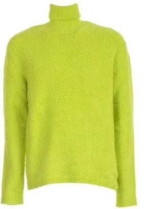 Danilo Paura Mullet Sweater High Neck