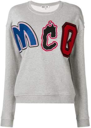 McQ Melange grey sweatshirt