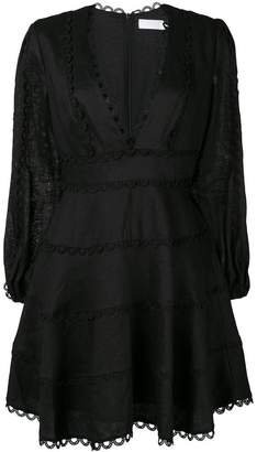 Zimmermann Heathers flounce mini dress