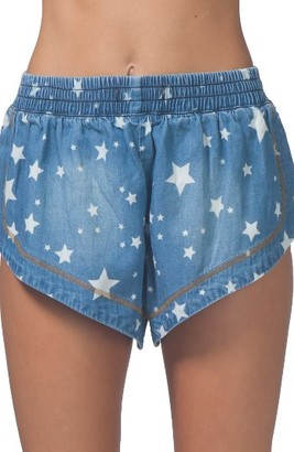 Women's Rip Curl Rising Star Shorts $46 thestylecure.com