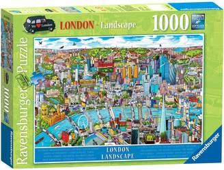 Ravensburger London Landscape 1000 Piece Puzzle