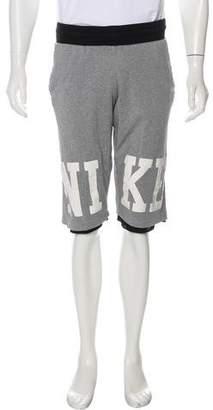 Nike Logo Reversible Shorts
