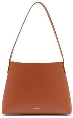 Mansur Gavriel - Hobo Leather Shoulder Bag - Womens - Tan