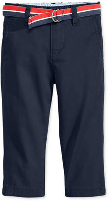 c29a95dc Tommy Hilfiger Baby Boys Chester Khaki Pants