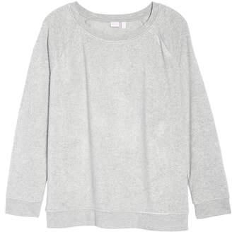 Make + Model Dreamy Raglan Sweatshirt