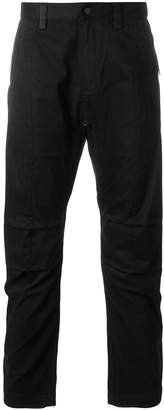 MHI straight-leg trousers