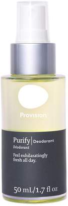 PROVISION - Purify Natural Deodorant Spray
