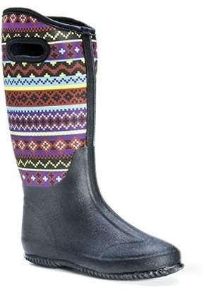 Muk Luks Women's Karen Rainboots Rain Shoe