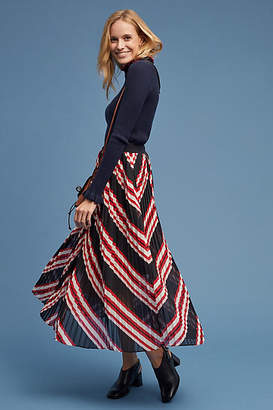 Just Female Coline Pleated Skirt